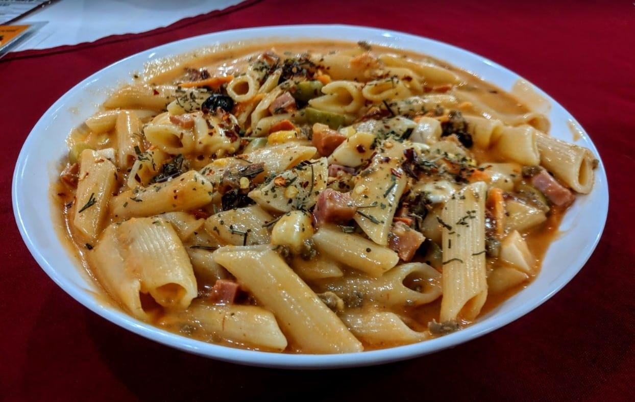 comida italiana Goiânia