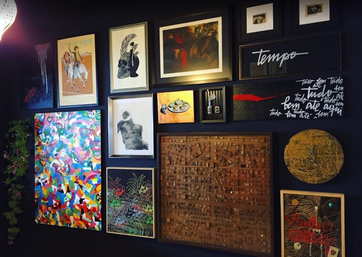 galeria em Goiânia / arte