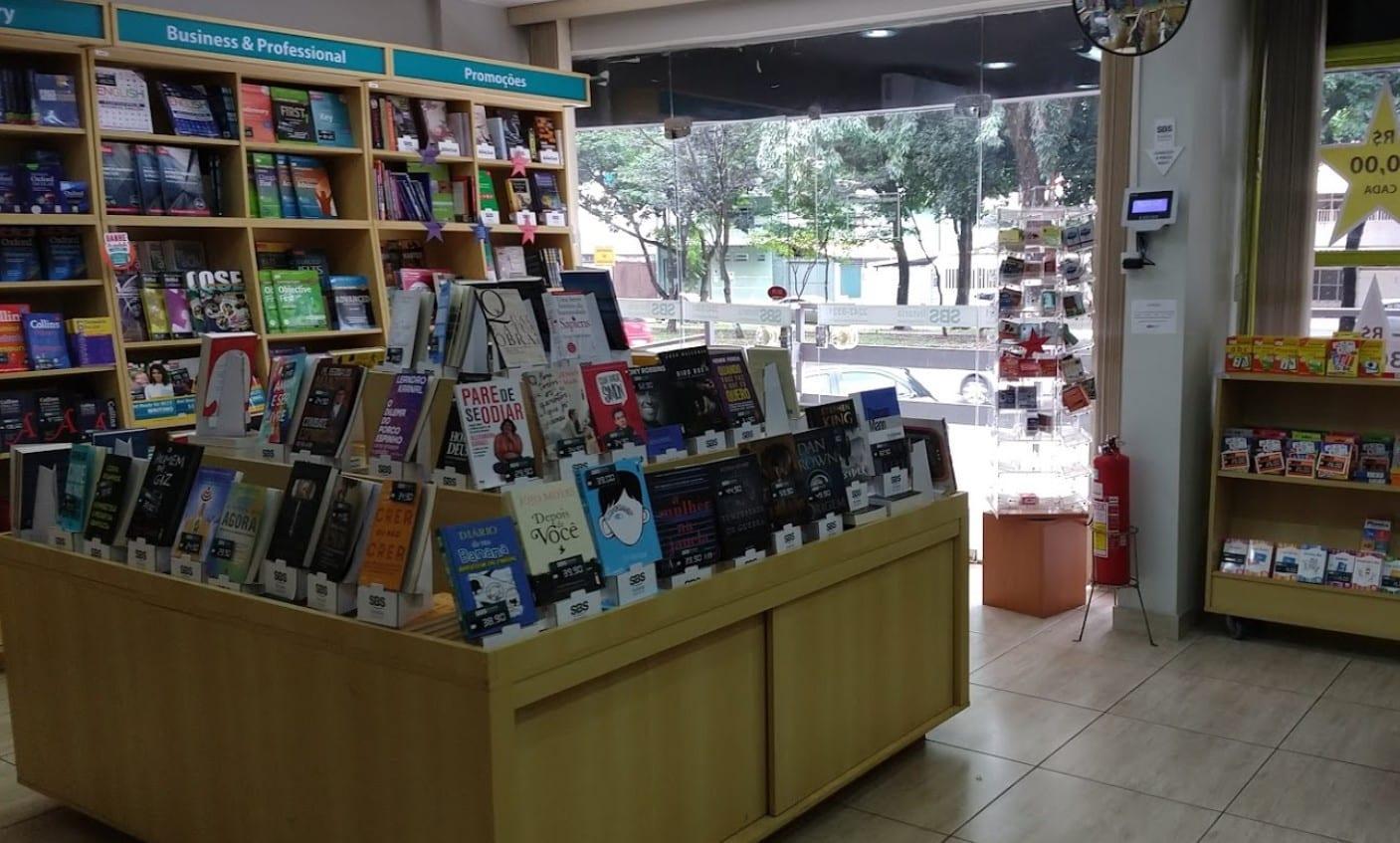 Livrarias em Brasília
