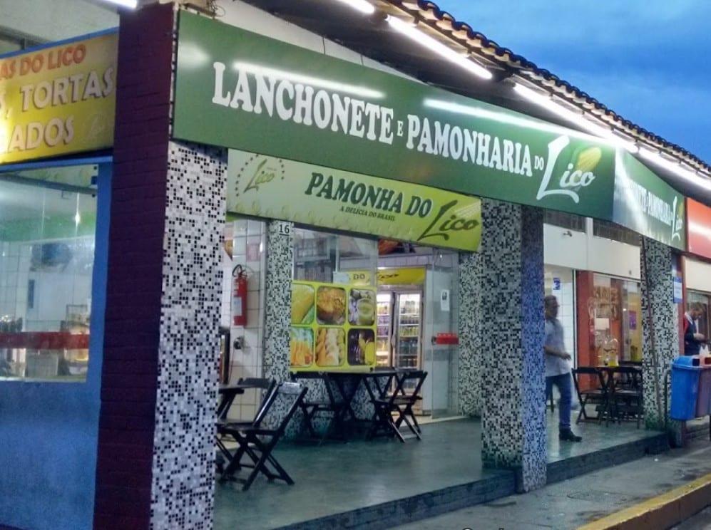 pamonha em Brasília