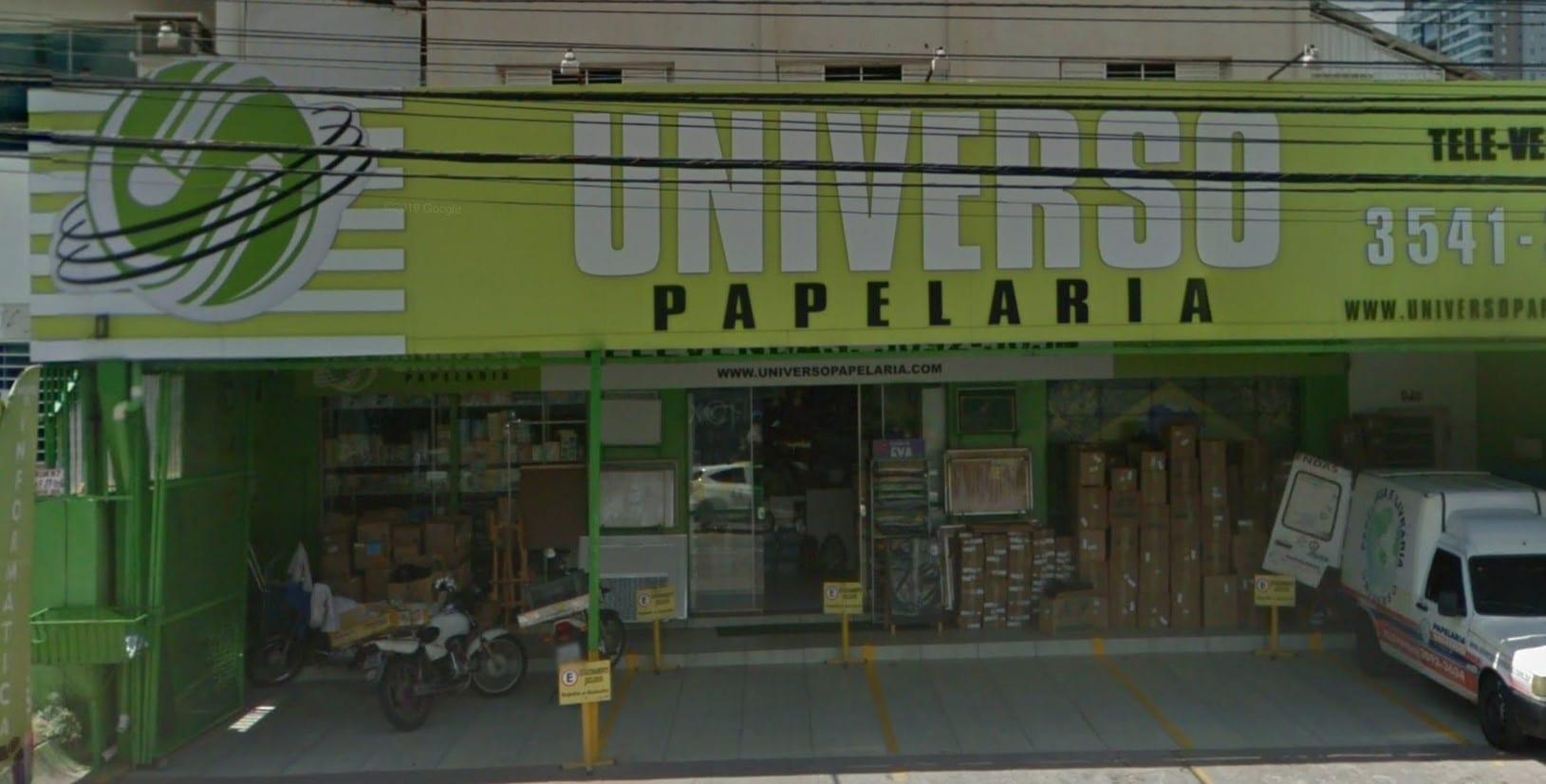 papelarias em Goiânia