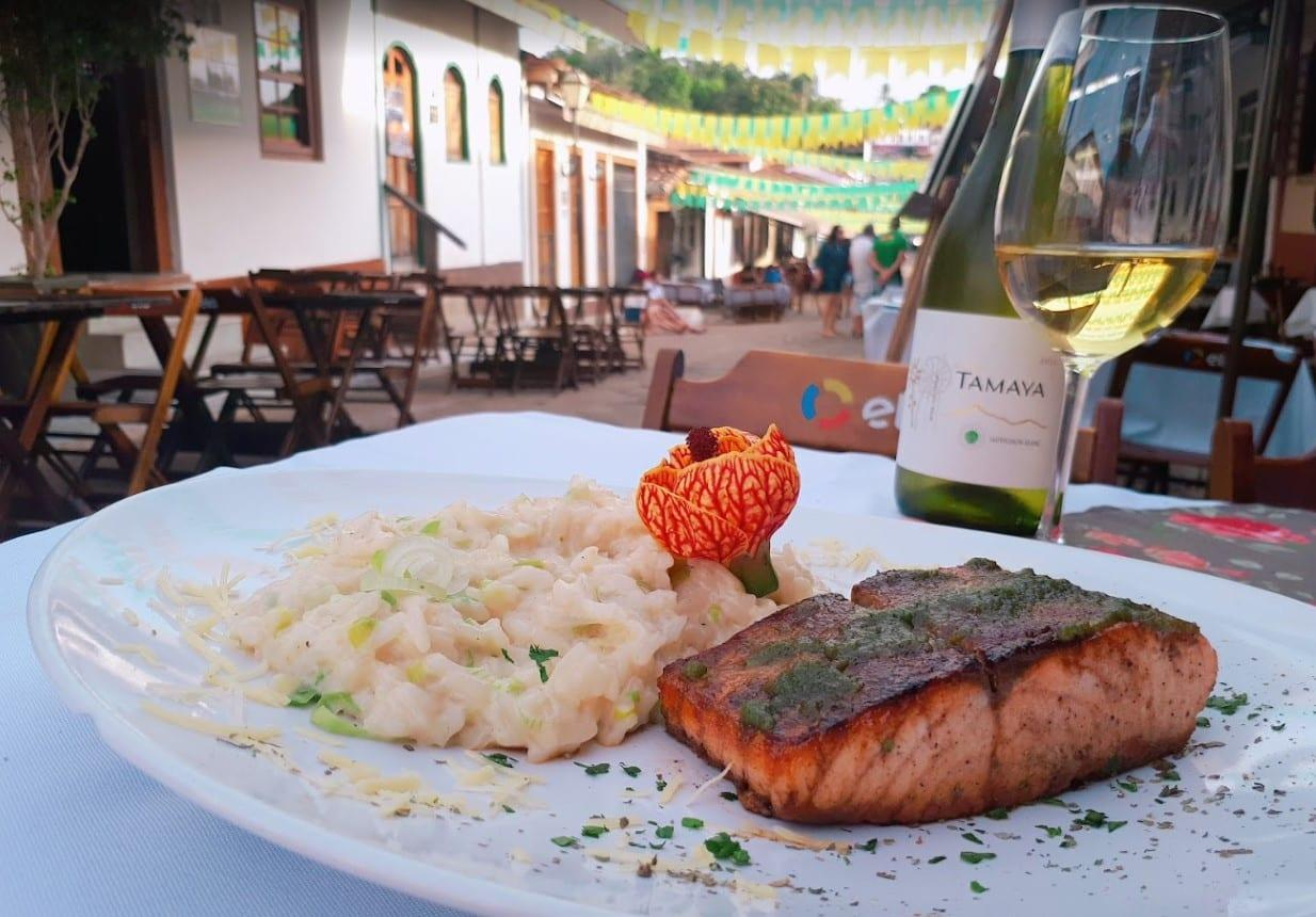 restaurantes Pirenópolis
