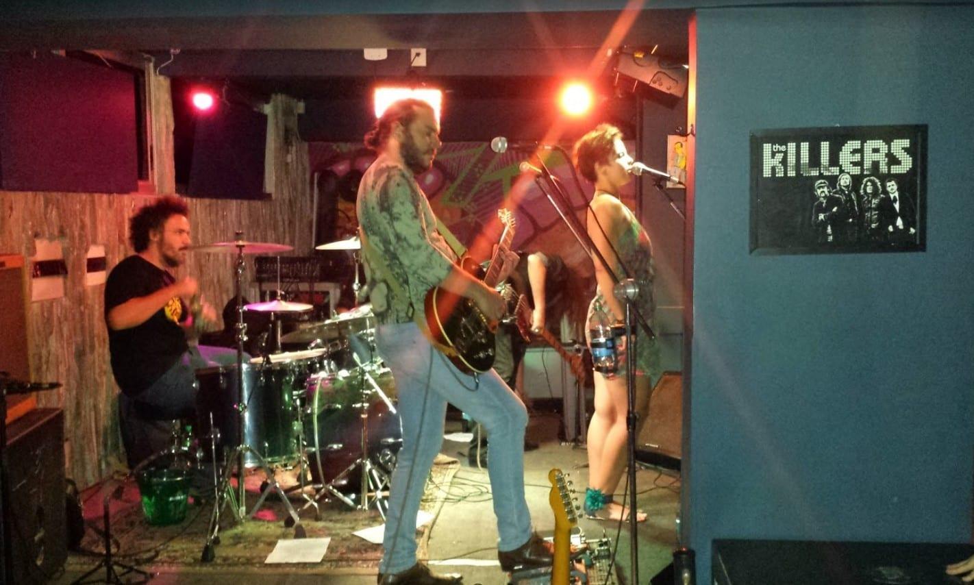 rock em Brasília bares