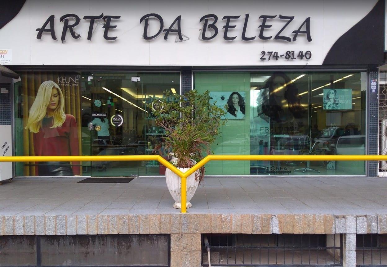 salão de beleza em Brasília