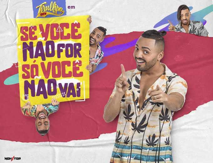 Tirulipa apresenta stand up em Goiânia