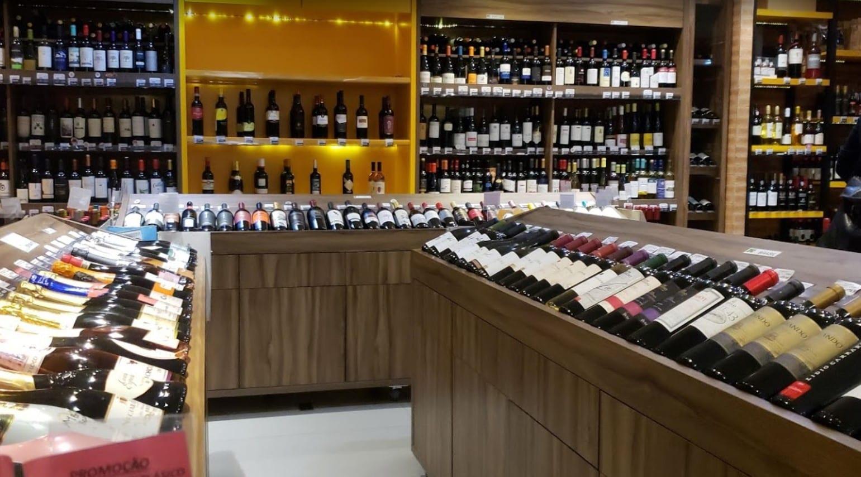 vinho em Brasília