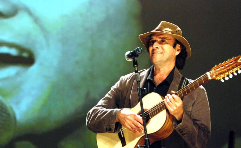 Almir Sater se apresenta em Goiânia no mês de agosto