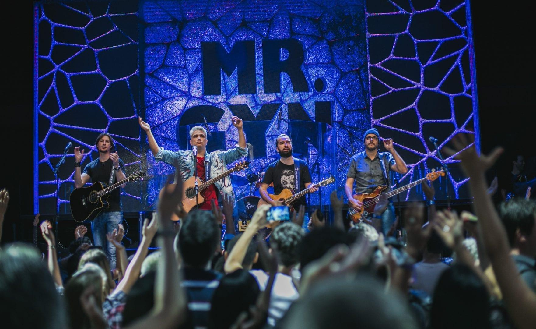 banda Mr. Gyn em Goiânia