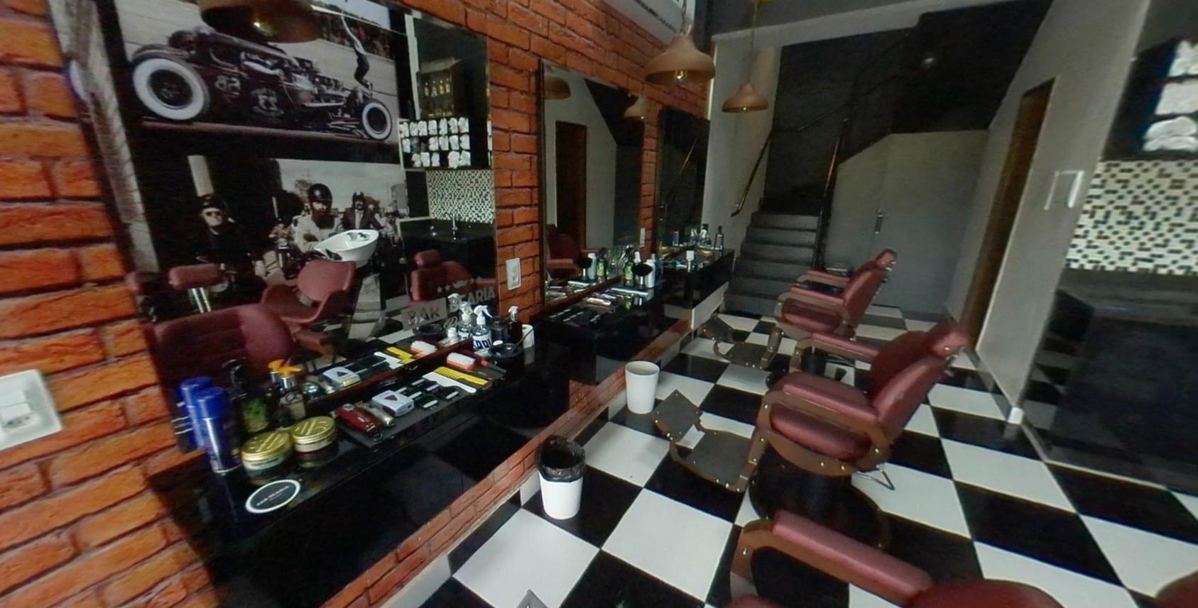 barbearia em Brasília