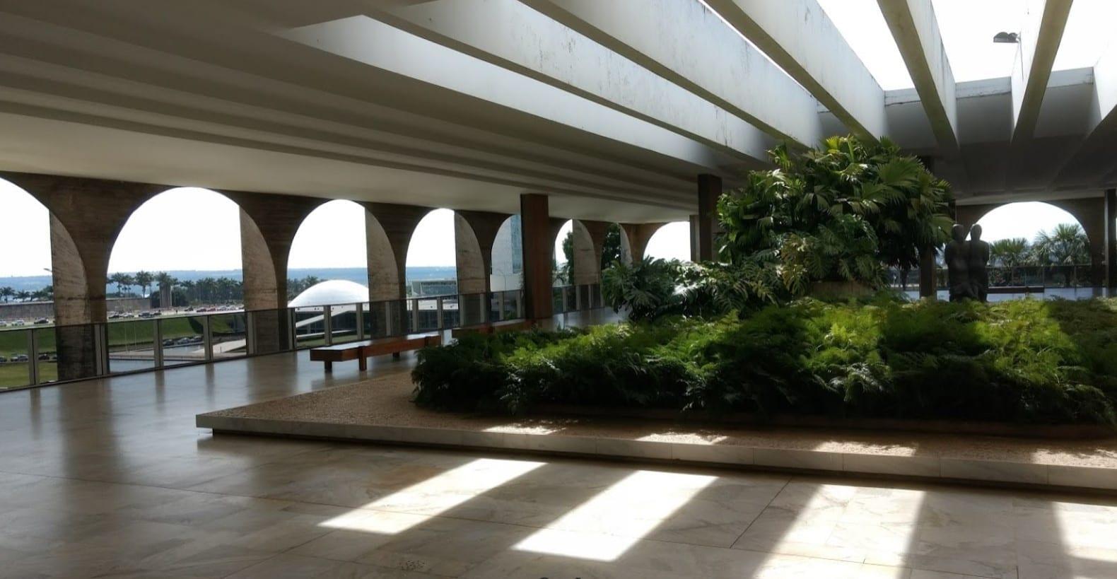 fim de semana em Brasília