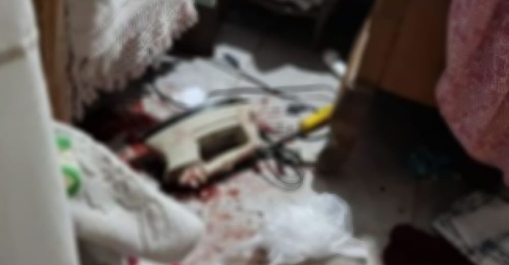 Preso em Rio Verde sobrinho suspeito de matar tia idosa para roubar R$ 3 mil