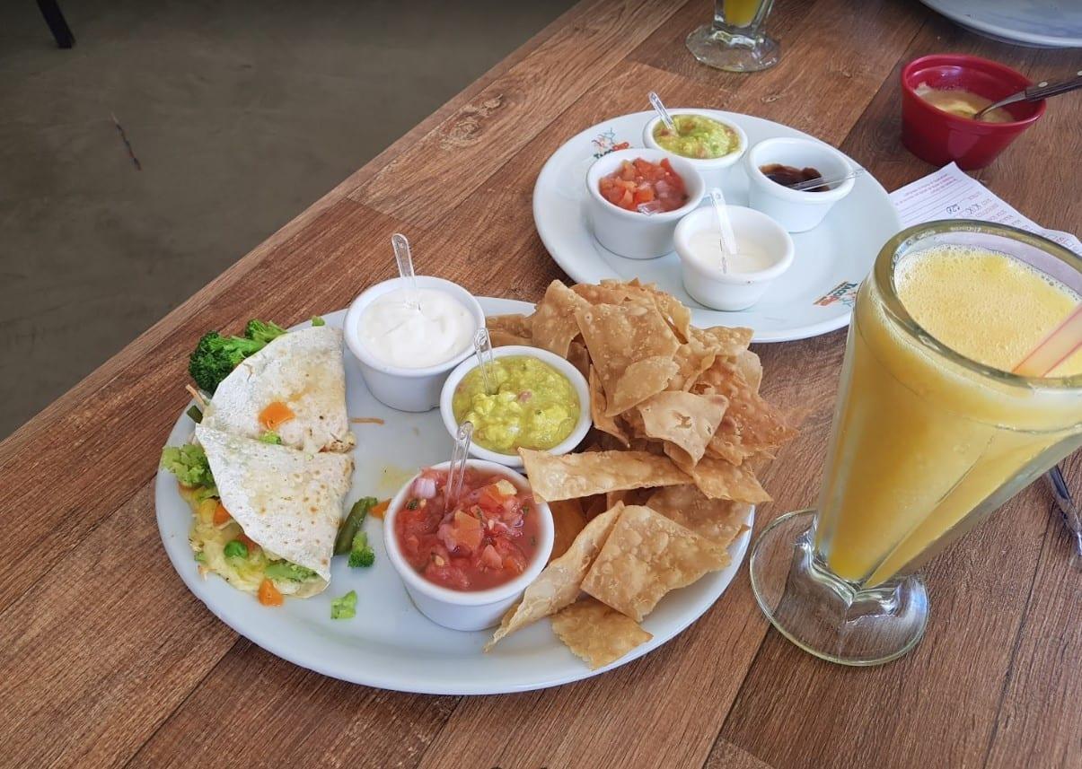restaurante mexicano Brasília
