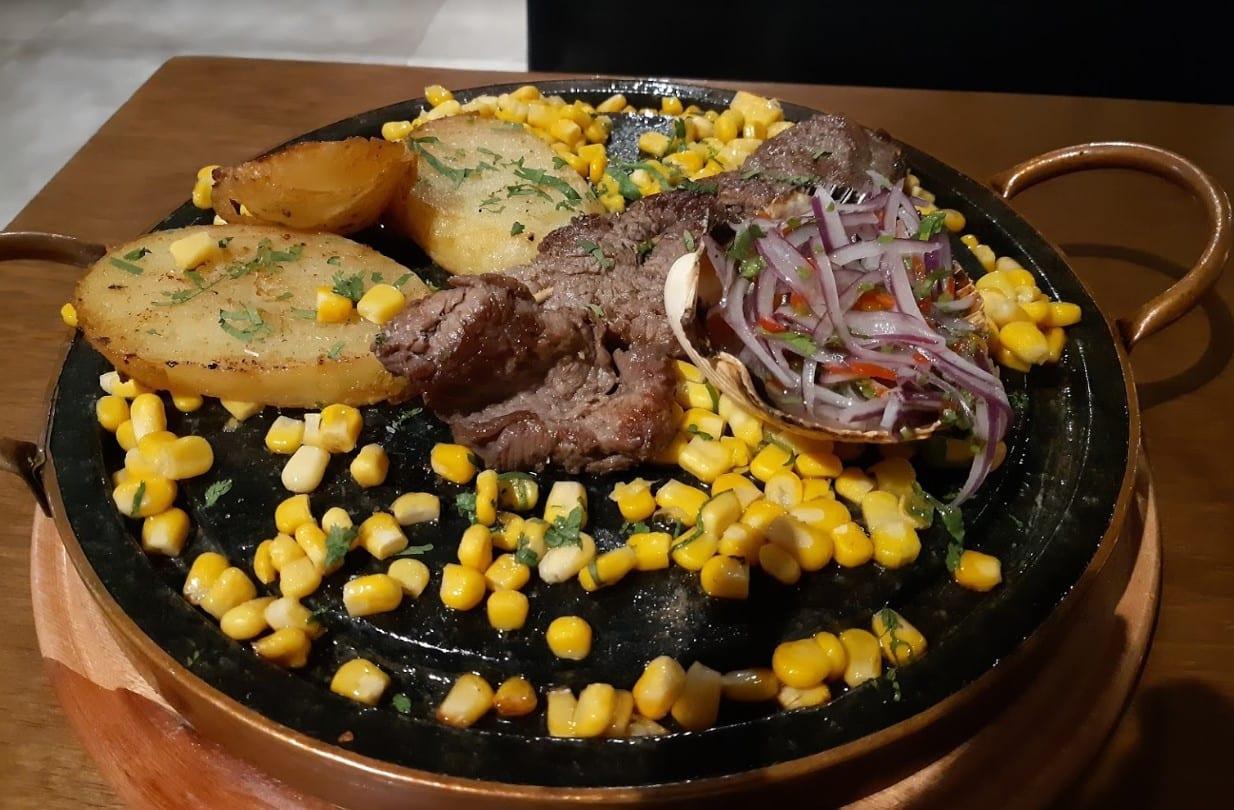 restaurante peruano Brasília
