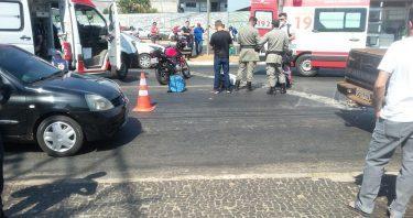 Acidente mata motociclista na Avenida Perimetral Norte, em Goiânia
