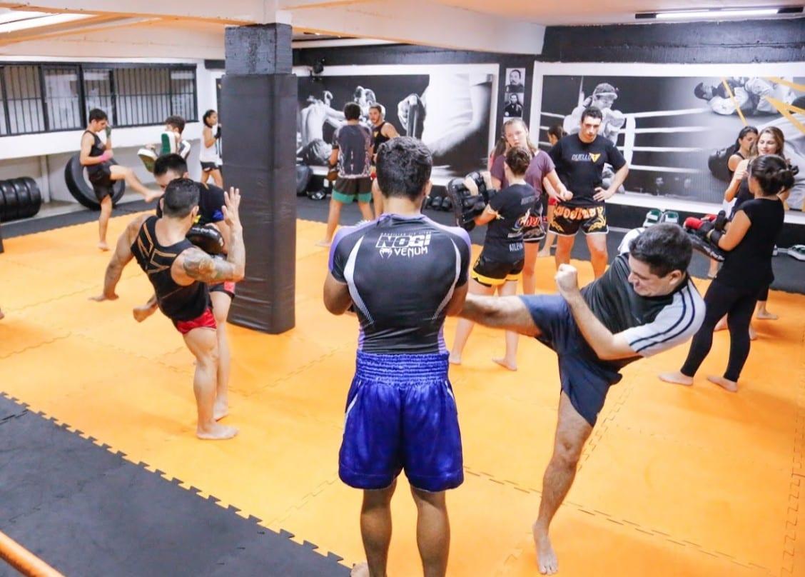 artes marciais Brasília