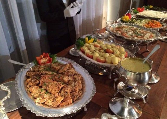 buffet Brasília
