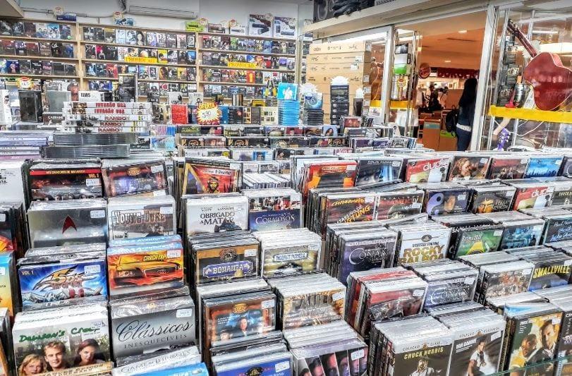 disco de vinil em Brasília