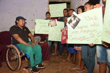 Menor acusado de estuprar e matar vizinha é transferido para Goiânia