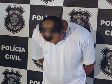 Preso cozinheiro acusado de matar namorada com 25 facadas, em Anápolis