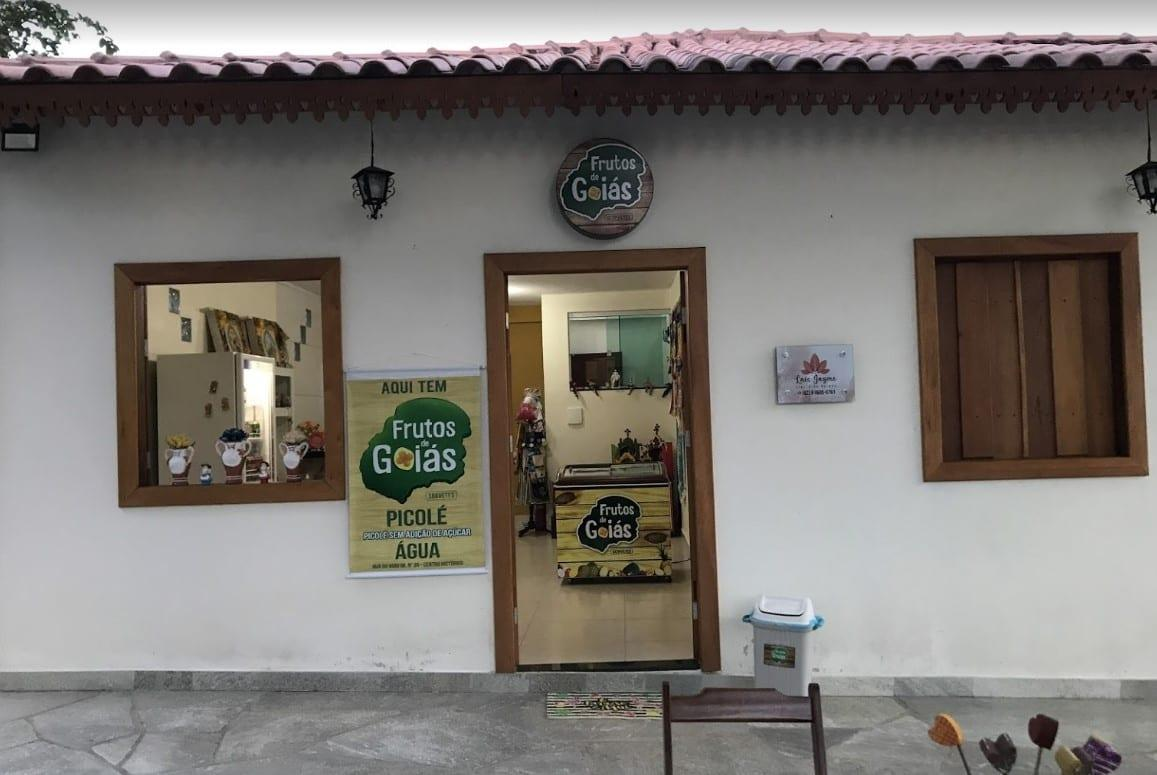 sorveterias Pirenópolis