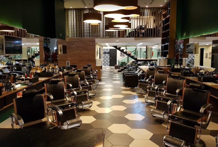 barbearias Brasília