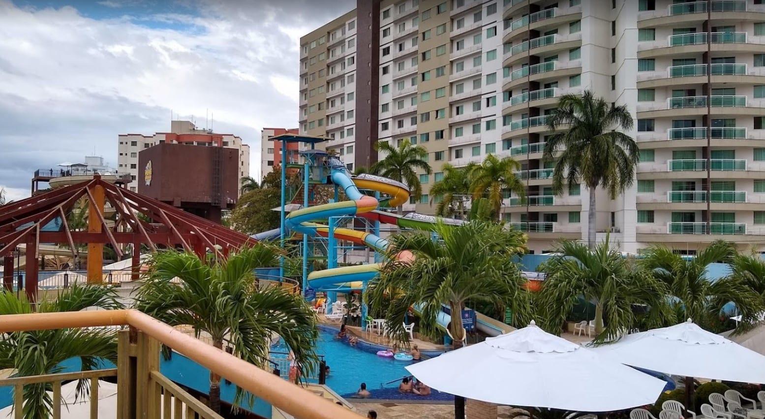 clubes em Caldas Novas | parque