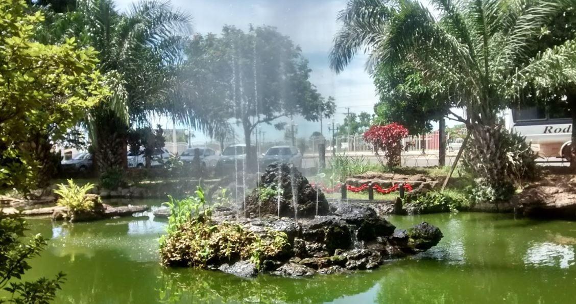 Jardim Japonês Caldas Novas