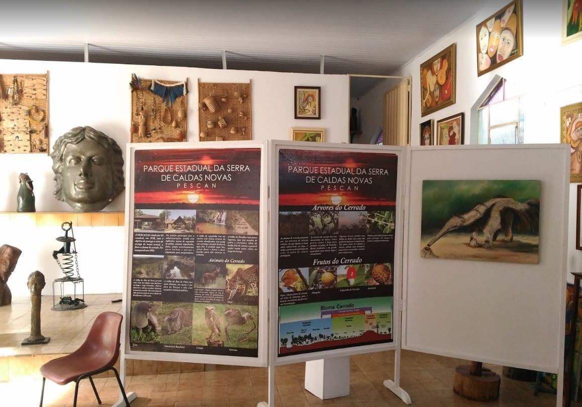 museu Caldas Novas