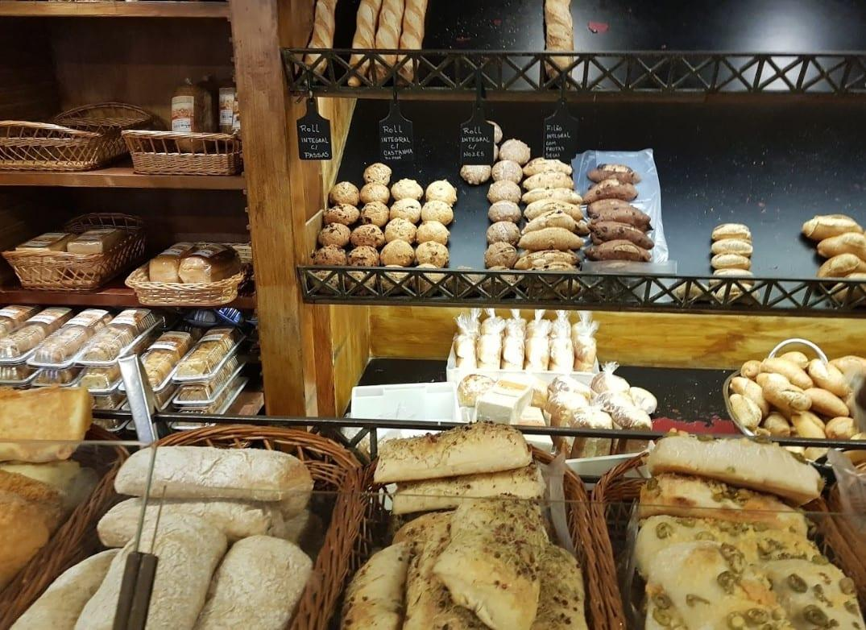 pães Brasília
