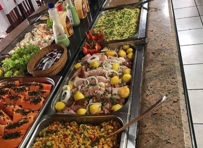 restaurante Caldas Novas
