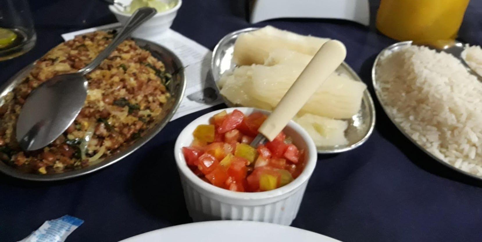 restaurante Rio Verde