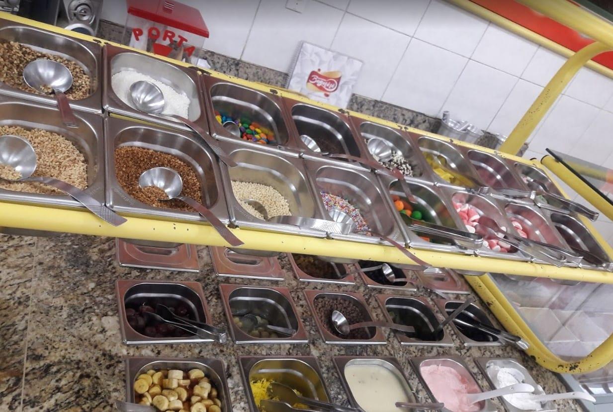 sorvete sorveteria Anápolis