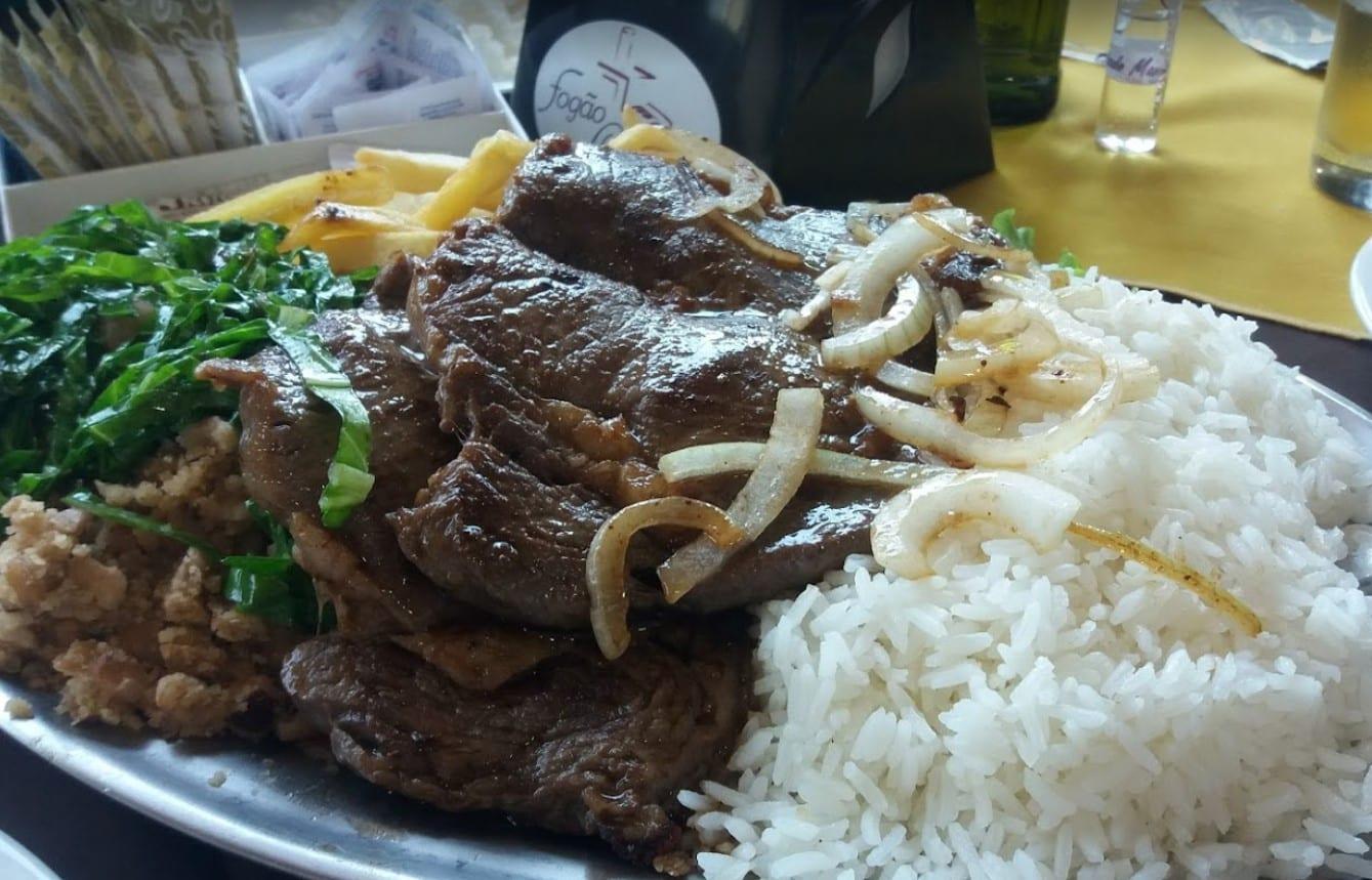 comida caseira Goiânia