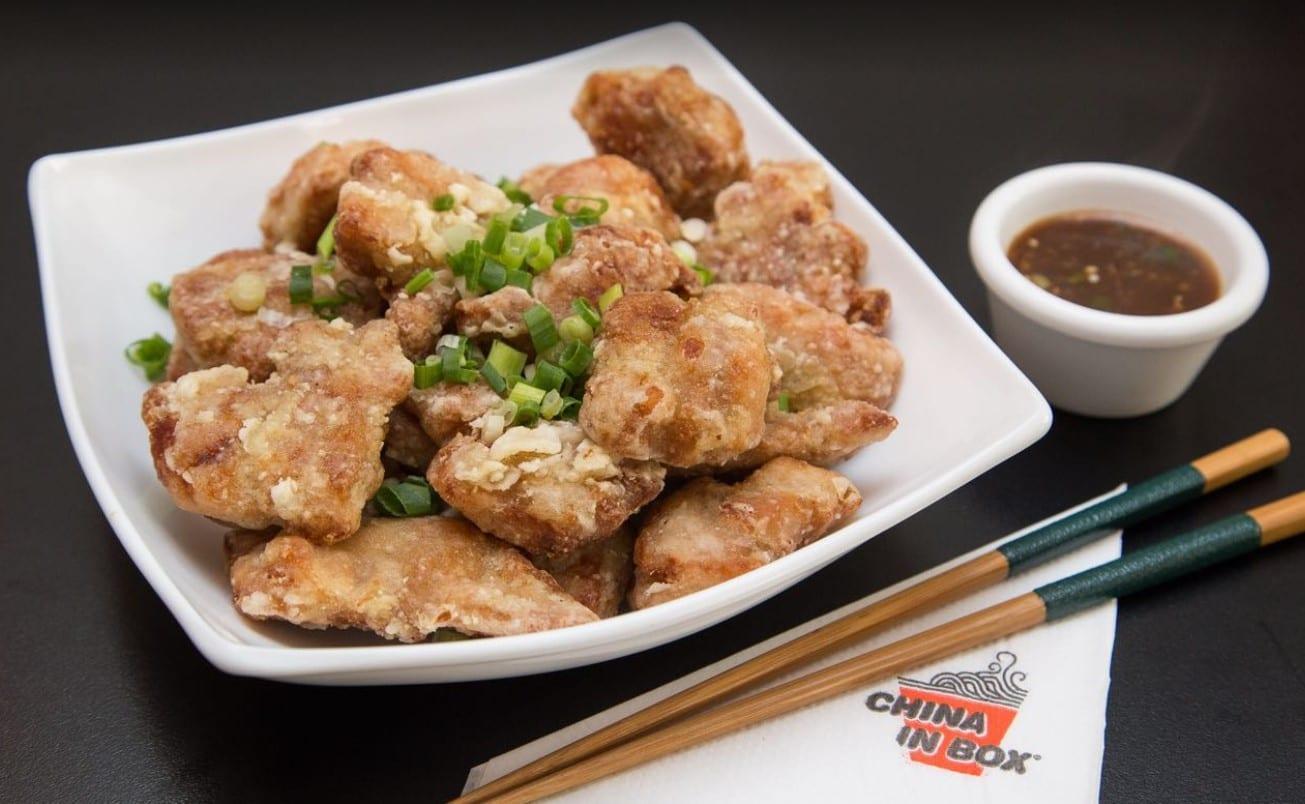 comida chinesa em Goiânia