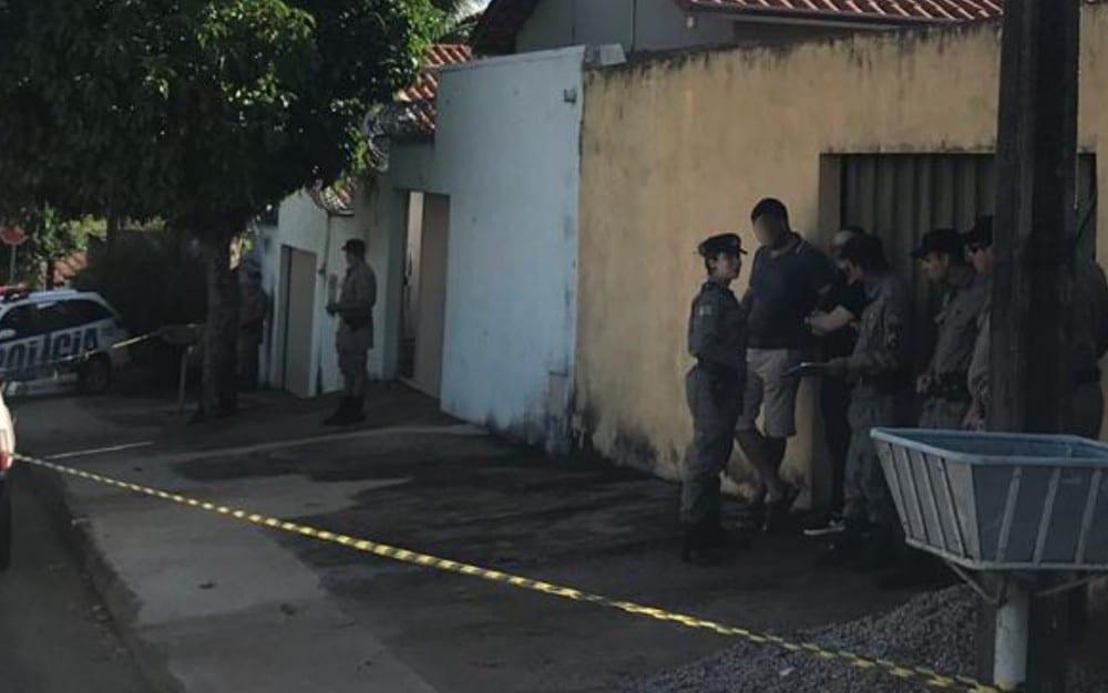 Criança de 4 anos é esfaqueada pelo próprio pai, em Aparecida de Goiânia