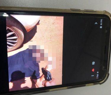 Dupla que matou jovem com vários tiros na cabeça é presa em Anápolis