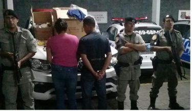 Funcionário de loja é preso após furtar R$ 45 mil em roupas, em Goiânia