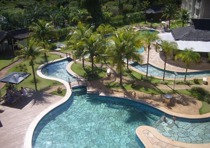 hotéis Rio Quente