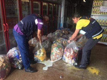 Procon apreende 1,3 tonelada de produtos vencidos em Goiás
