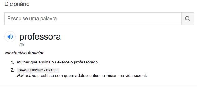 Professores e alunos de Direito de Goiânia processam Google para retirada de termo pejorativo