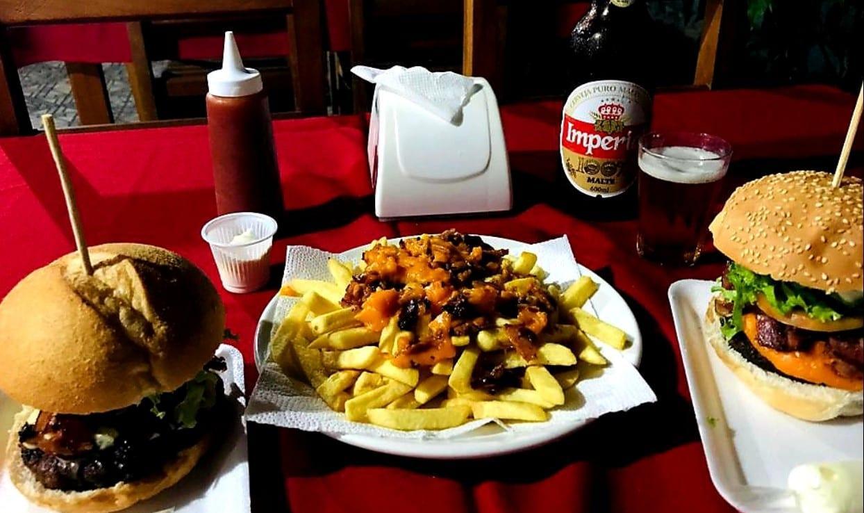 sanduíches Anápolis
