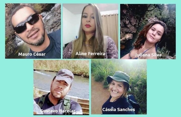 Trilheiros desaparecidos na Chapada dos Veadeiros são localizados