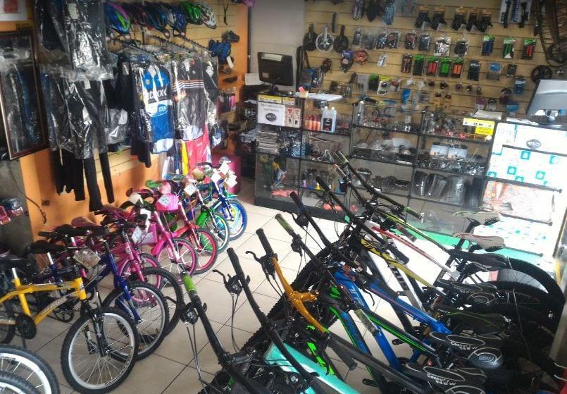 bike shop Goiânia bicicleta