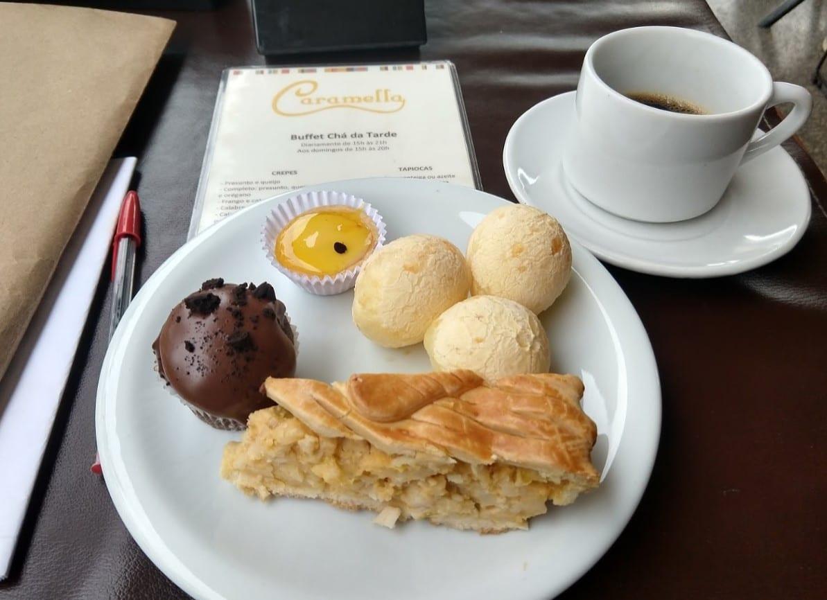 cafeteria Asa Norte Brasília