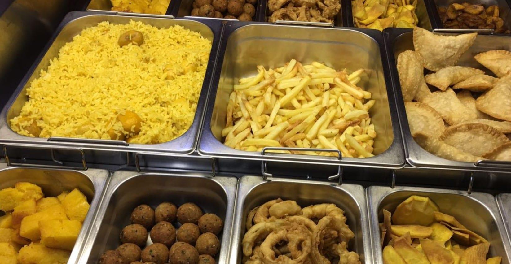 comida goiana em Brasília