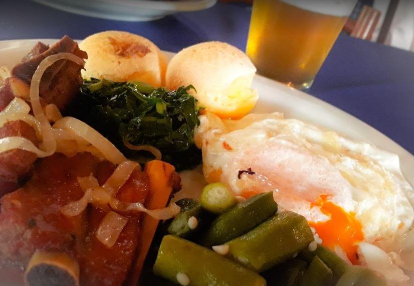 comida mineira Brasília
