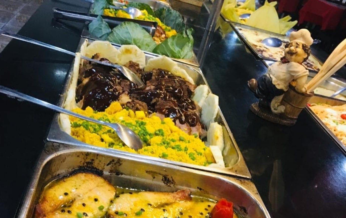 comida regional Goiânia