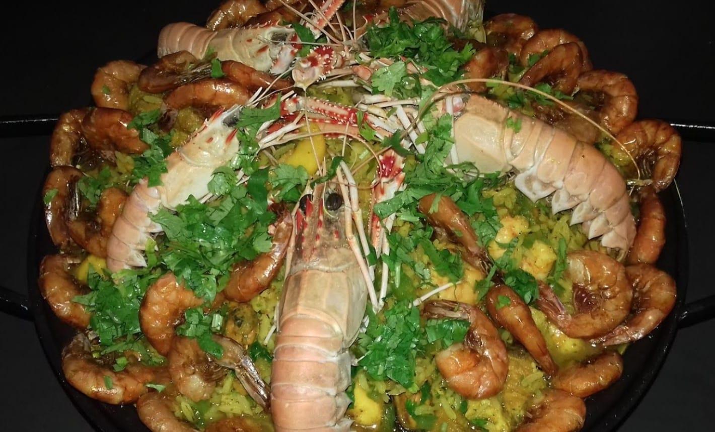 frutos do mar em Anápolis