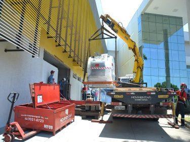 HMAP coloca Ressonância Magnética em funcionamento