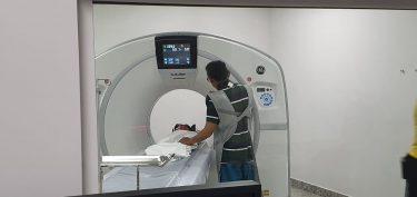 HMAP instala tomógrafo que vai desafogar lista de espera por exames